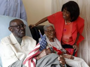 108 year old husband 105 year old wife
