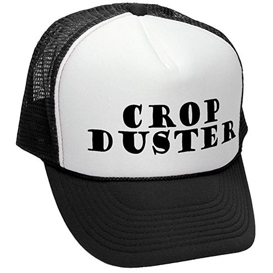 Crop Duster Hat