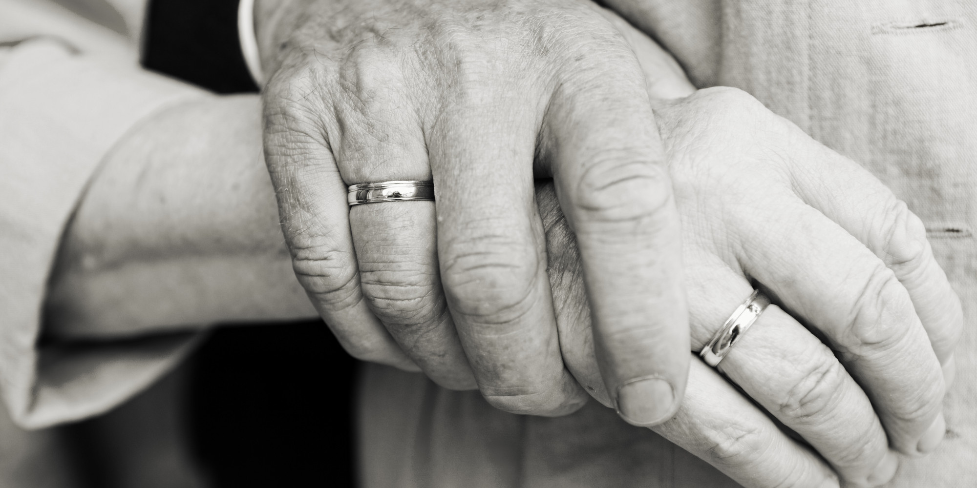 Secrets to a long marriage
