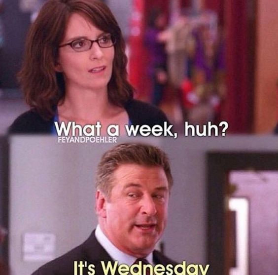 30 Rock Wednesday Meme