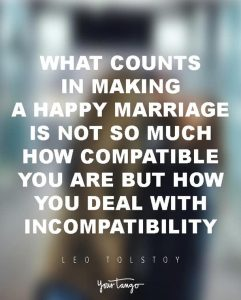 Tolstoy Marriage Quotes
